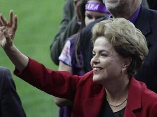 Dilma está sob forte pressão nos últimos meses
