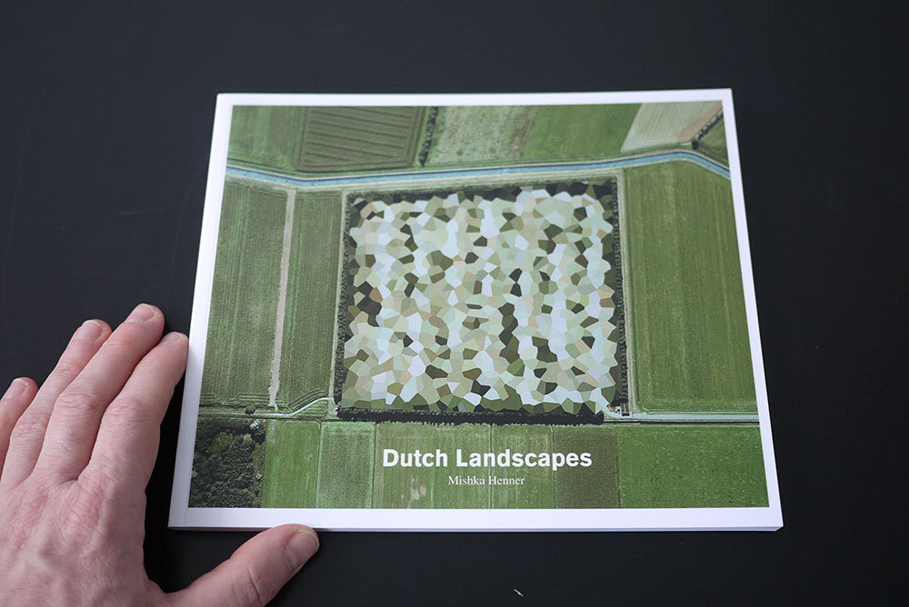 Henner, Mishka. Dutch Landscapes. PoD, 2011, 106 pages.