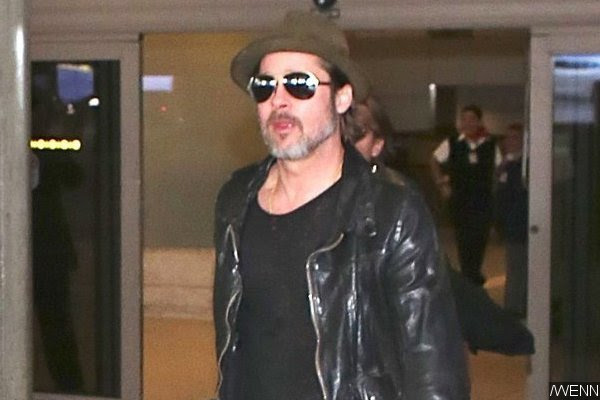 Brad Pitt NOT 'Caught Naked' With Another Woman at His House