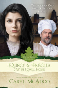 Quincy & Priscilla Ebook