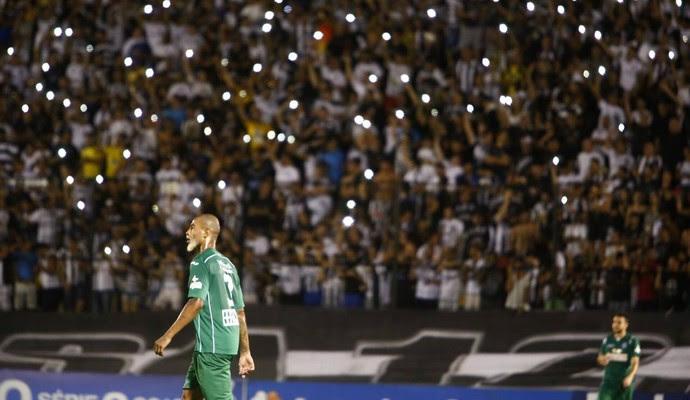 ABC x Guarani Estádio Frasqueirão Série C (Foto: Alexandre Lago/GloboEsporte.com)