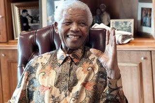 Murió Nelson Mandela, símbolo de la dignidad y la lucha contra el odio.