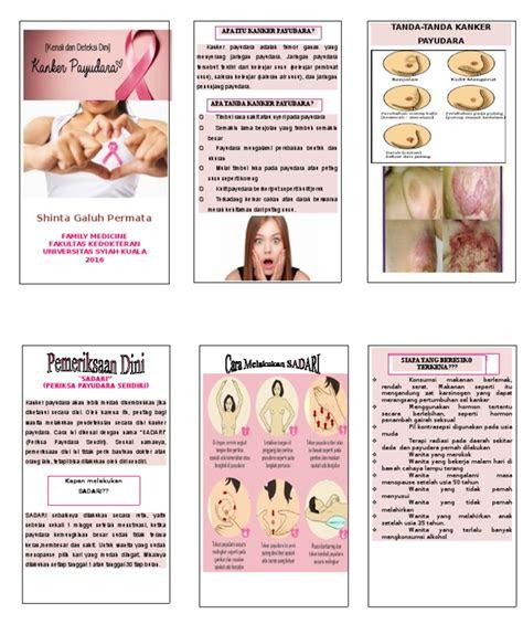 leaflet kanker payudaradocx
