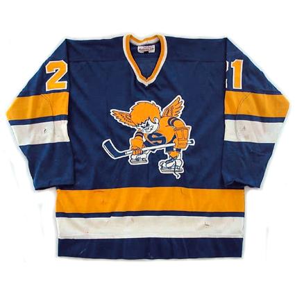 Minnesota Fighting Saints 72-73 jersey