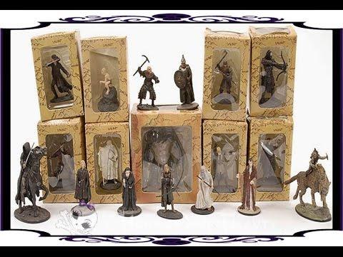 metal figurine gimli figure handpainted figure lord of the rings metal art figure Lord of the rings figurine gimli
