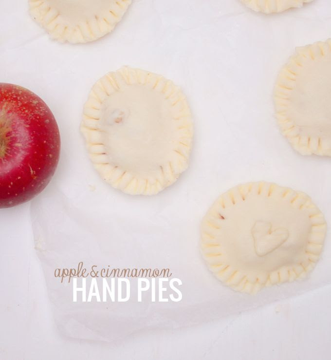 Apple Cinnamon Hand Pies