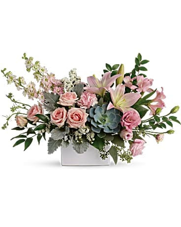 Hello Beautiful Bouquet In Yukon Ok Yukon Flowers Gifts