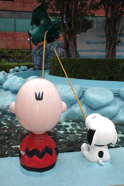 Snoopy's World - Sha Tin