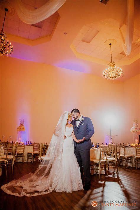 Wedding at Vista Lago Ballroom, Miami, Florida   Bride and