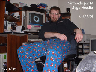 Nintendo Pants