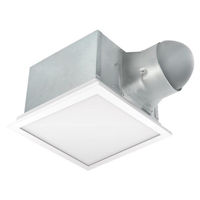 Utilitech Ventilation Fan 1 Sone 150 Cfm White Bathroom Fan Energy Star In The Bathroom Fans Heaters Department At Lowes Com