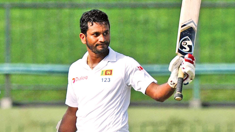 Image result for dimuth karunaratne