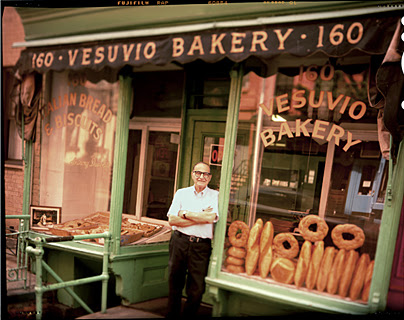 Anthony Dapolito, Vesuvio Bakery