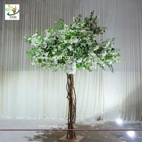 UVG Floor standing artificial cherry blossom wedding