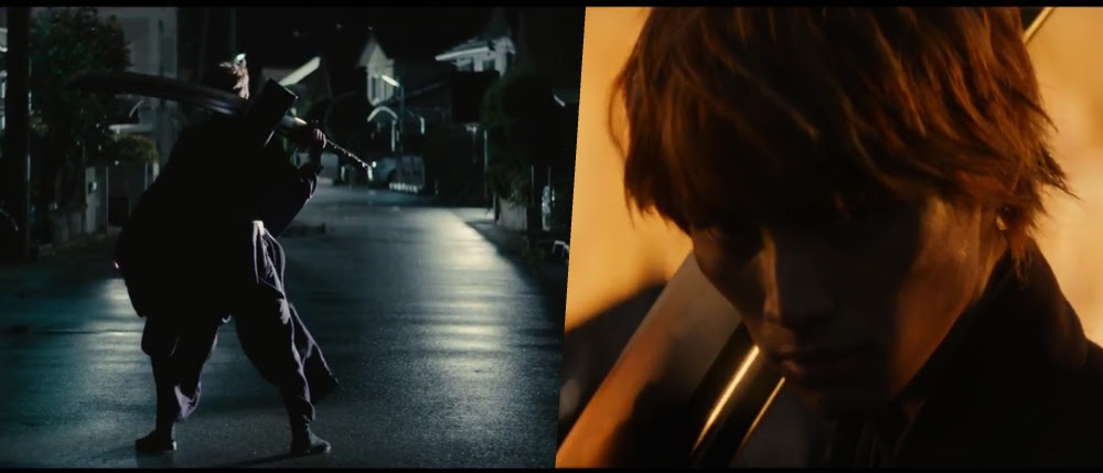 Bleach live action film teaser promises some big anime sword action screenshot