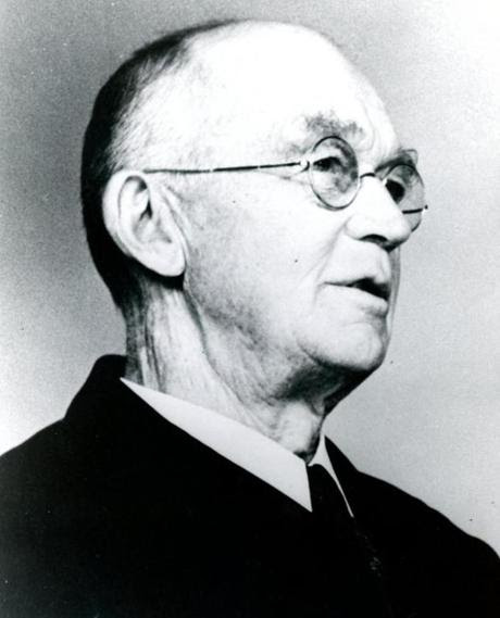 Dr. Ernest Amory Codman.