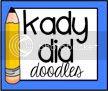 Kady Did Doodles