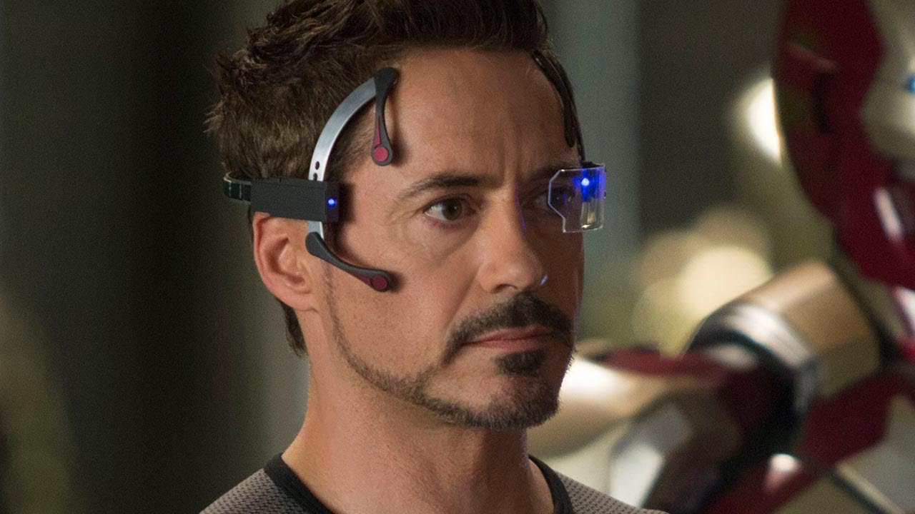The Death Of Tony Stark Hairstyle Tony Stark Hairstyle Natural