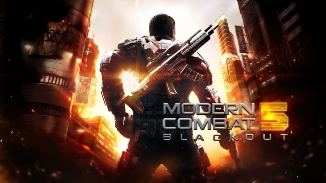 'Modern Combat 5: Blackout' goes free on iOS and Android