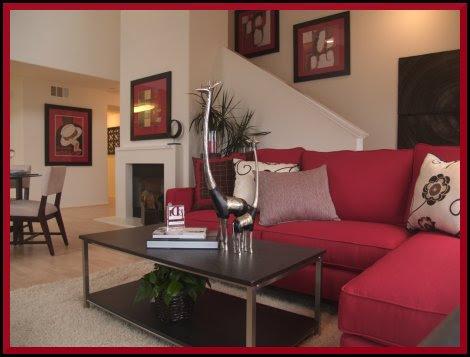 How to Decorate a Big Living Room – Interior design