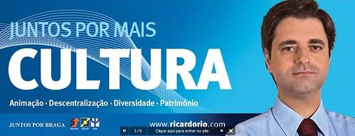 Ricardo Rio cultura