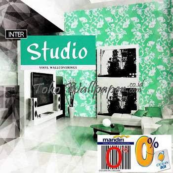 Inter Studio wallpaper Toko Wallpaper