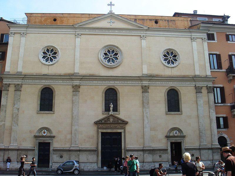 File:Parione - Nostra Signora del Sacro Cuore già san Giacomo degli spagnoli 01449.JPG