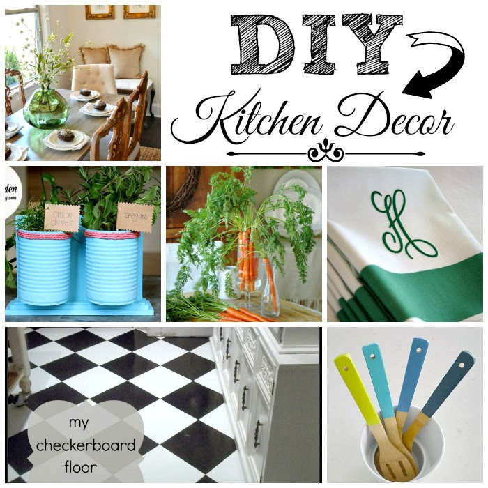 DIY DECOR INSPIRATION MONDAY PARTY