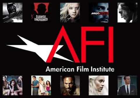 American Film Institute Top 10 2012