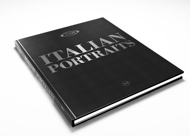TODS Italian Portraits_Book Bianco