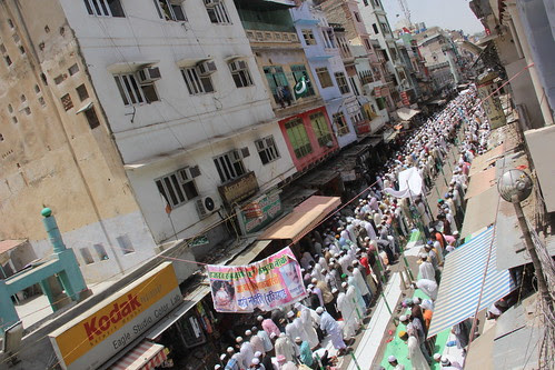 Friday Namaz Ajmer Sharif by firoze shakir photographerno1