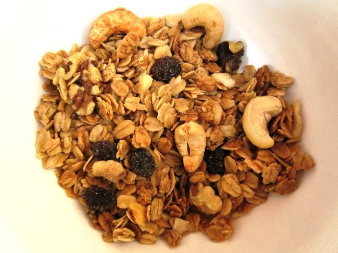 Udi's Gluten Free Organic Granola - Melanie Cooks