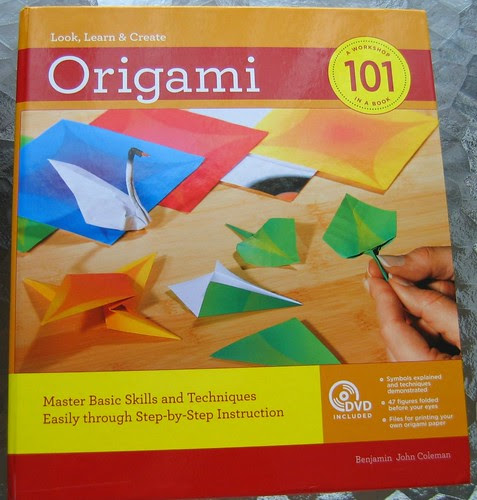 Origami 101 Review and Giveaway