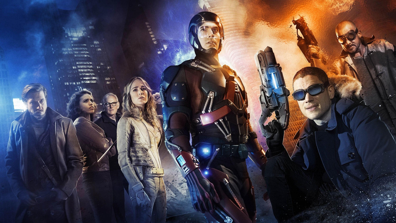 DC's Legends of Tomorrow S6E8