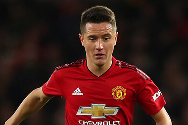 59dd1d1f613 Manchester United not interested in Herrera's £200000-a-week wage demands
