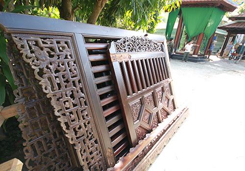 Hình ảnh Cận cảnh tháo dỡ biệt phủ 100 tỷ của đại gia vàng ở Đà Nẵng số 10