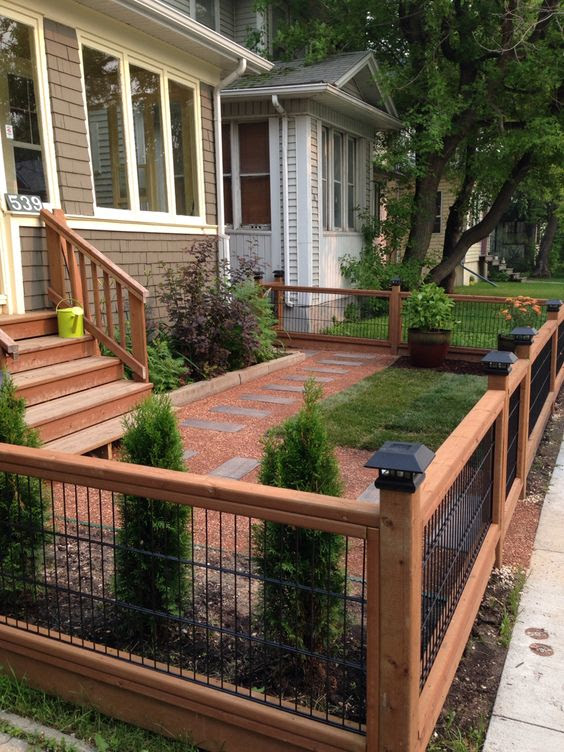 fence design ideas 23