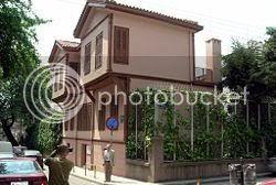 Το υποτιθέμενο σπίτι του Κεμάλ στη Θεσσαλονίκη