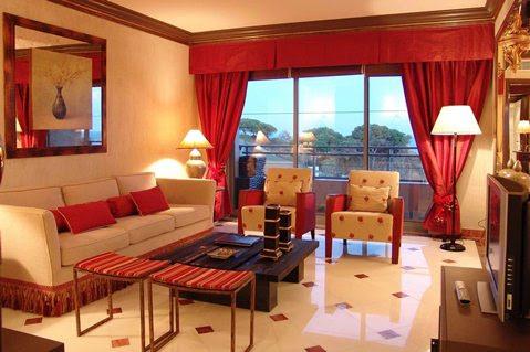 333227 cortinas para decoracao vermelha Veja como usar vermelho na decoração