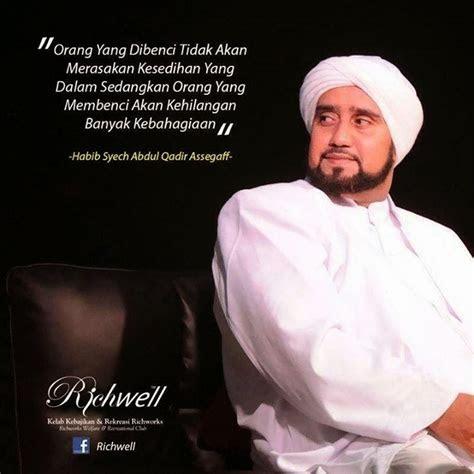 kata kata habib syech academic indonesia