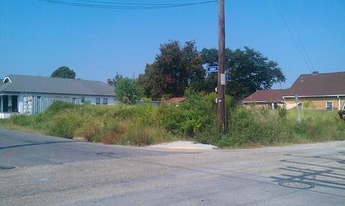 Corner of Joliet @ Fig 2940 Joliet - Bibleway Blight