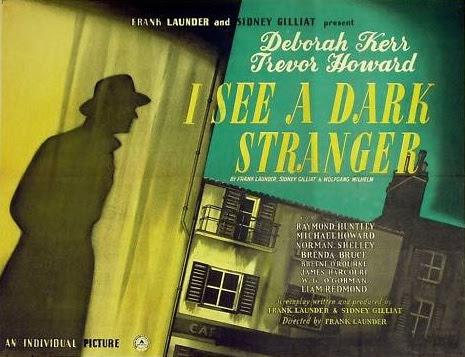 Resultado de imagem para i see a dark stranger poster