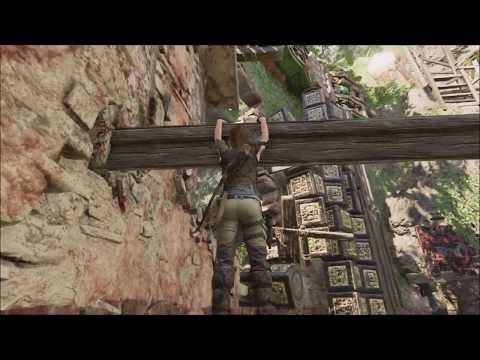 Как пройти испытание орла в Shadow of the Tomb Raider