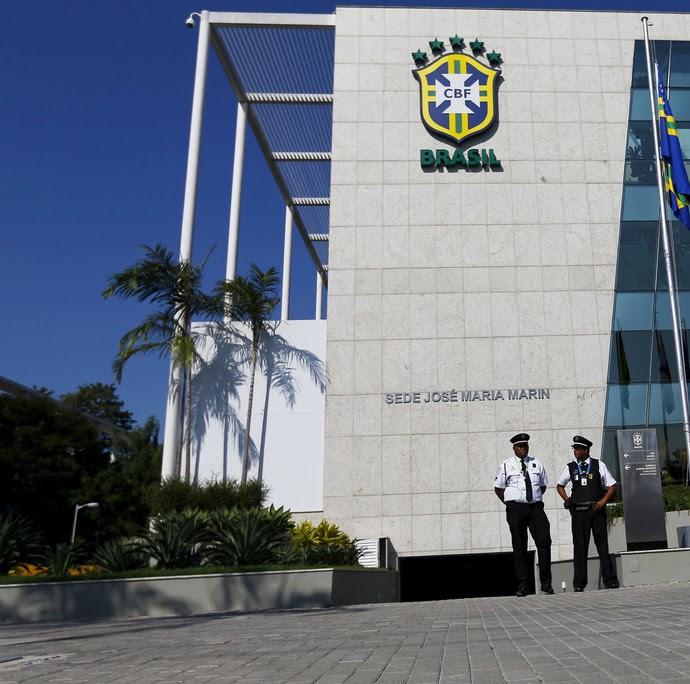 Sede CBF futebol (Foto: Agência Reuters)