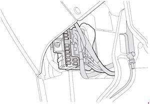 99 03 Honda Odyssey Fuse Diagram