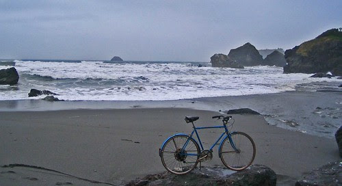 Bike at Luffenholtz