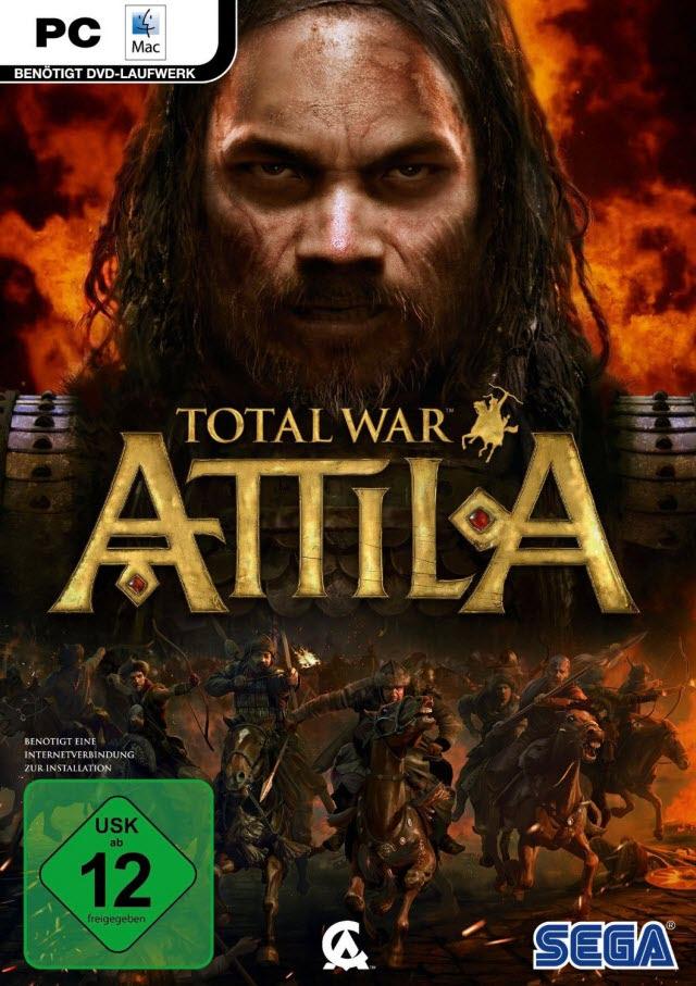 تحميل Total ATTILA RELOADED بحجم
