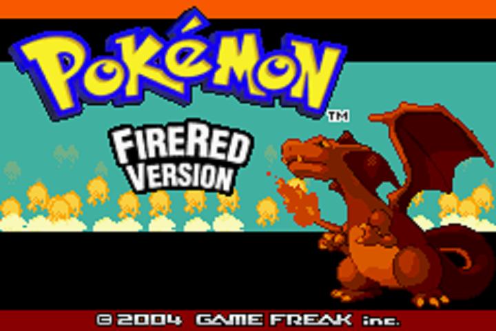สูตร Pokemon Fire Red Leaf Green