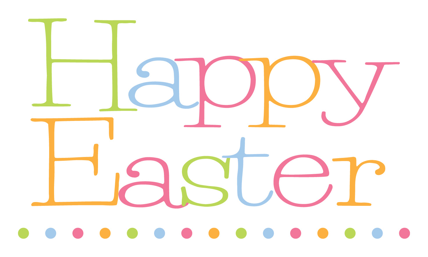 55 Happy Easter Transparent Clipart Clipartlook