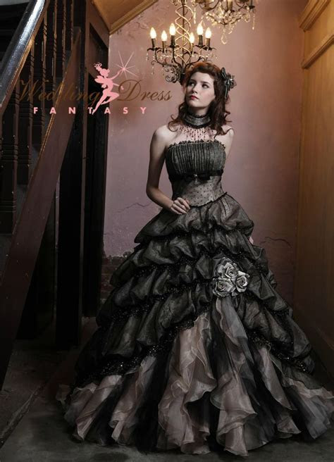 Best 25  Gothic wedding dresses ideas on Pinterest